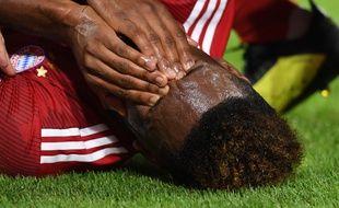 A nouveau gravement blessé, Coman sera absent plusieurs semaines.