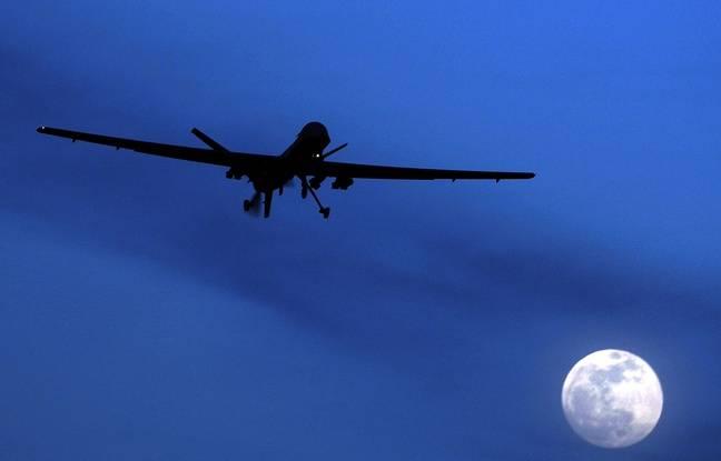 Un drone Predator de l'armée américaine, en Afghanistan (illustration).