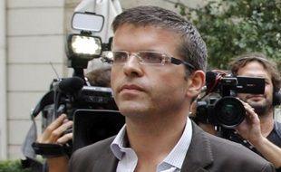 Le députés PS Luc Carvounas.