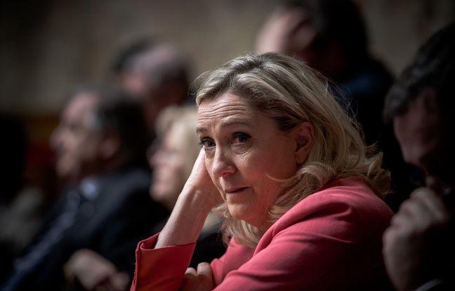 Marine Le Pen se lance déjà en campagne «pré-présidentielle»