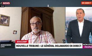 Le général Dominique Delawarde dans « Morandini Live » le 18 juin 2021