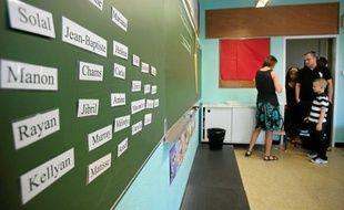 Depuis 2010, les professeurs qui entrent en fonction sont jetés plus vite dans le grand bain.