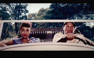 Image du clip d'Imany «Please and Change».