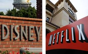 Disney a déclaré la guerre à Netflix.