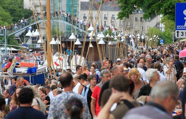 Le festival des rendez-vous de l'Erdre attire chaque année près de 150.000 personnes.