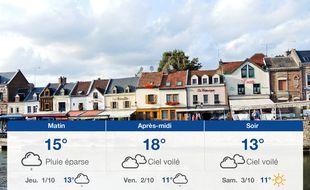 Météo Amiens: Prévisions du mercredi 30 septembre 2020