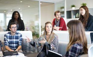 """Les salariés des entreprises """"à mission"""" ont la capacité de vérifier si elles remplissent leurs engagements sociaux ou environnnementaux."""