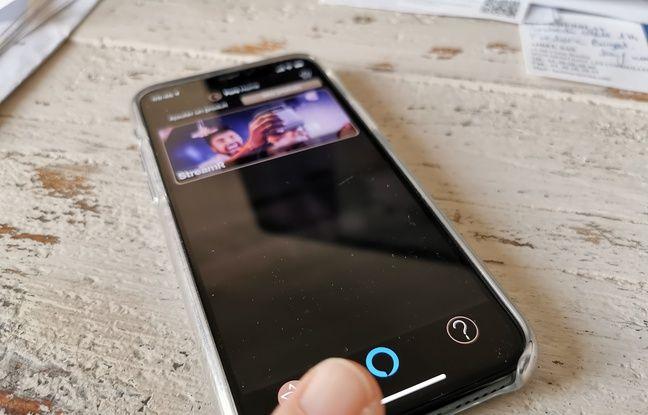 Il est nécessaire d'utiliser l'application Pure Home pour convoquer Alexa sur le StreamR.