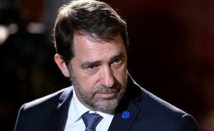 Christophe Castaner, ministre de l'Intérieur en charge des élections.