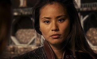 """Le personnage de Mulan dans la série """"Once Upon a Time"""""""