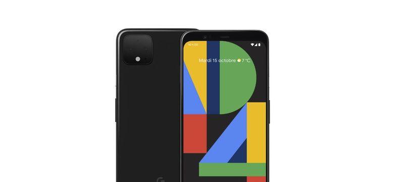 Les Pixel 4 et Pixel 4 XL en France le 25 octobre.