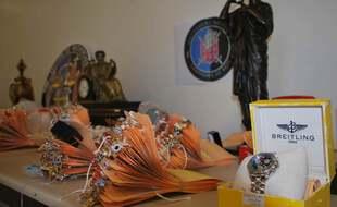 Environ 1.500 bijoux attendent leurs propriétaires
