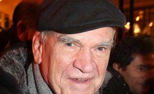 Milan Kundera en 2010