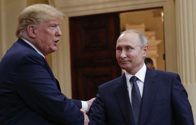 Russie: Moscou compte répliquer aux nouvelles sanctions américaines jugées «inadmissibles» Nouvel Ordre Mondial, Nouvel Ordre Mondial Actualit�, Nouvel Ordre Mondial illuminati