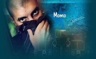 Momo, était animateur sur Skyrock.