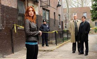 Image de la série américaine «Unforgettable».