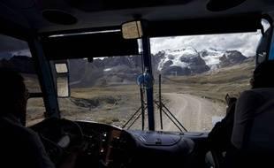 Un car au Pérou (photo d'illustration).