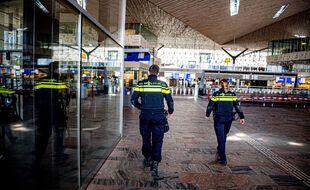 Des policiers néerlandais (illustration)