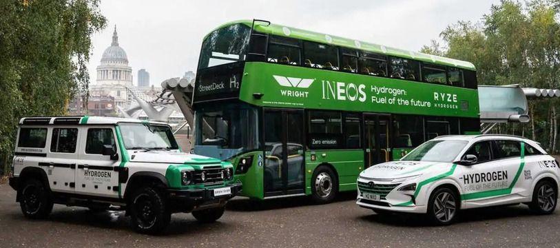 Ineos et Hyundai ensemble pour l'hydrogène