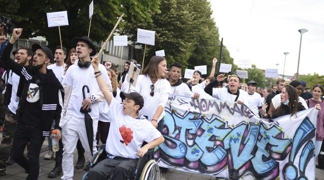 Affaire Steve Maia Caniço : Un millier de personnes dans les rues pour les 2 ans de la mort du jeune homme
