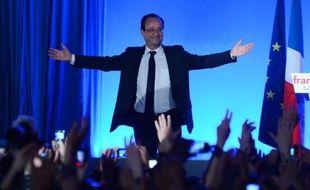 """François Hollande va vite devoir engager d'âpres négociations avec ses partenaires européens, Allemagne en tête, s'il veut atteindre son objectif de """"renégocier"""" le pacte de discipline budgétaire pour y ajouter un """"volet croissance""""."""