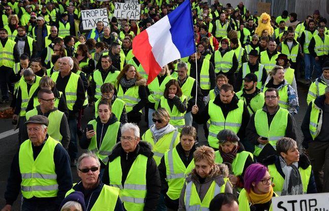 «Gilets Jaunes»: Renaud Muselier lance une «déclaration de Marseille» contre les violences