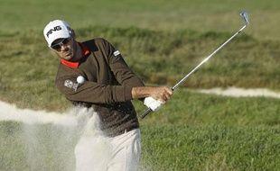 Le golfeur français Grégory Havret, deuxième à l'US Open, le 21 juin 2010