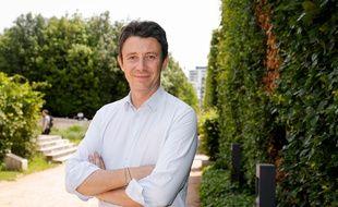 Benjamin Griveaux à Paris le 18 juin 2019.