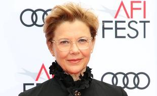 L'actrice Annette Bening