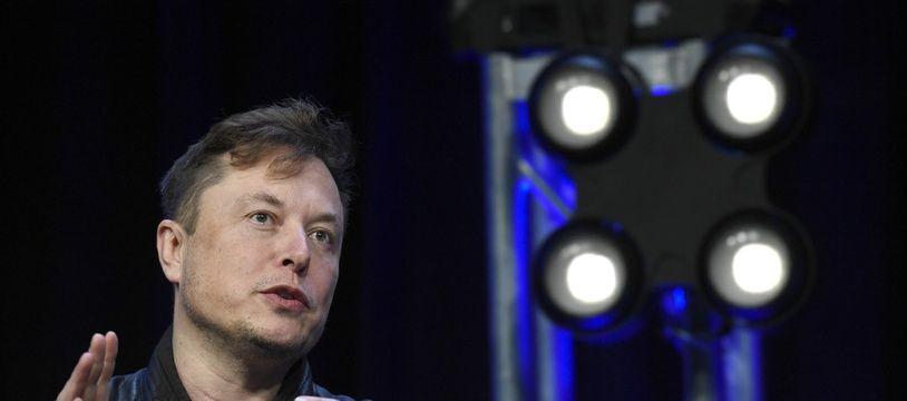 Elon Musk, troisième homme le plus riche de la planète.