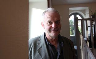 L'ancien guitariste du groupe Marquis de Sade Frank Darcel est candidat aux municipales à Rennes.