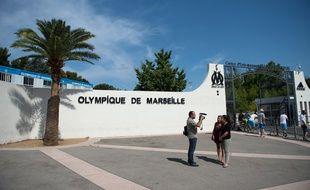 Le centre d'entraînement Robert Louis-Dreyfus de l'Olympique de Marseille.
