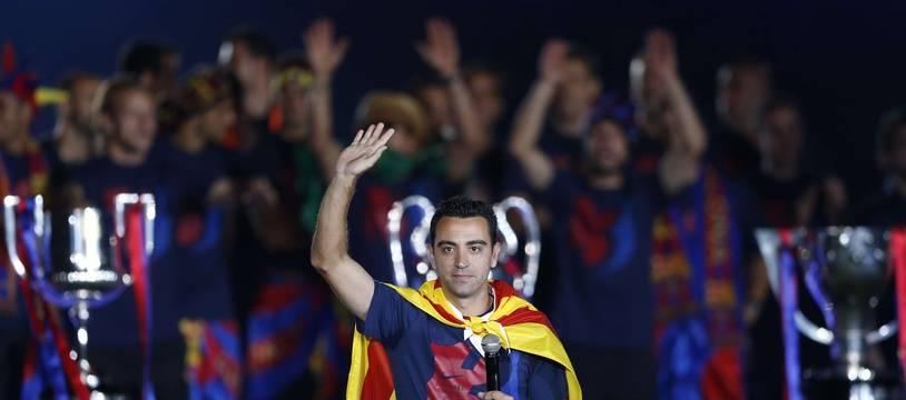 Xavi a remporté quatre Coupes aux grandes oreilles.