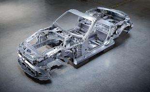La future Mercedes SL sera ultra-light