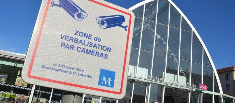 La vidéo verbalisation est arrivée à Montpellier.