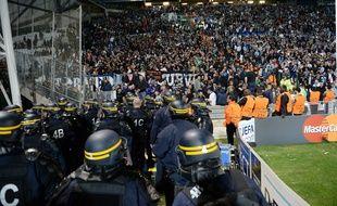 Des affrontements avaient éclaté en 2013 au Vélodrome.