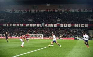 Les Aiglons avaient  décidé de n'envoyer à Saint-Etienne que 200 supporters maximum si l'interdiction était levée.