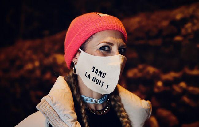 Emilie Perreti, eventeuse, témoigne dans la websérie « Sans la nuit ».