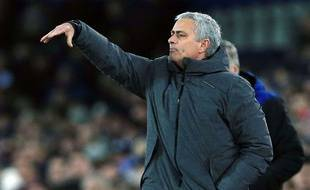 José Mourinho lors du Boxing Day
