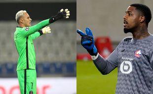 Keylor Navas et Mike Maignan, le match dans le match entre les deux meilleurs gardiens du championnat lors de PSG-Lille.