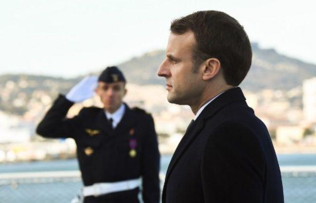 nouvel ordre mondial | Frappes en Syrie, service national universel, Nicolas Hulot... Macron sort de sa réserve