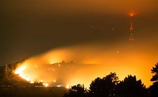 Un millier d'habitants ont dû être évacués de la ville néo-zélandaise de Christchurch en raison de feux de forêt et de broussailles qui ont rasé des logements, ont annoncé jeudi les autorités.