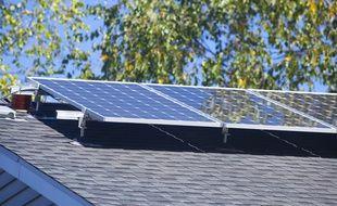 Paul Dastoor et son équipe  ont réussi à imprimer des panneaux solaires sur des films plastiques, recyclables, de 0,1 millimètre d'épaisseur