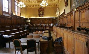 La cour d'assises spéciale de Paris