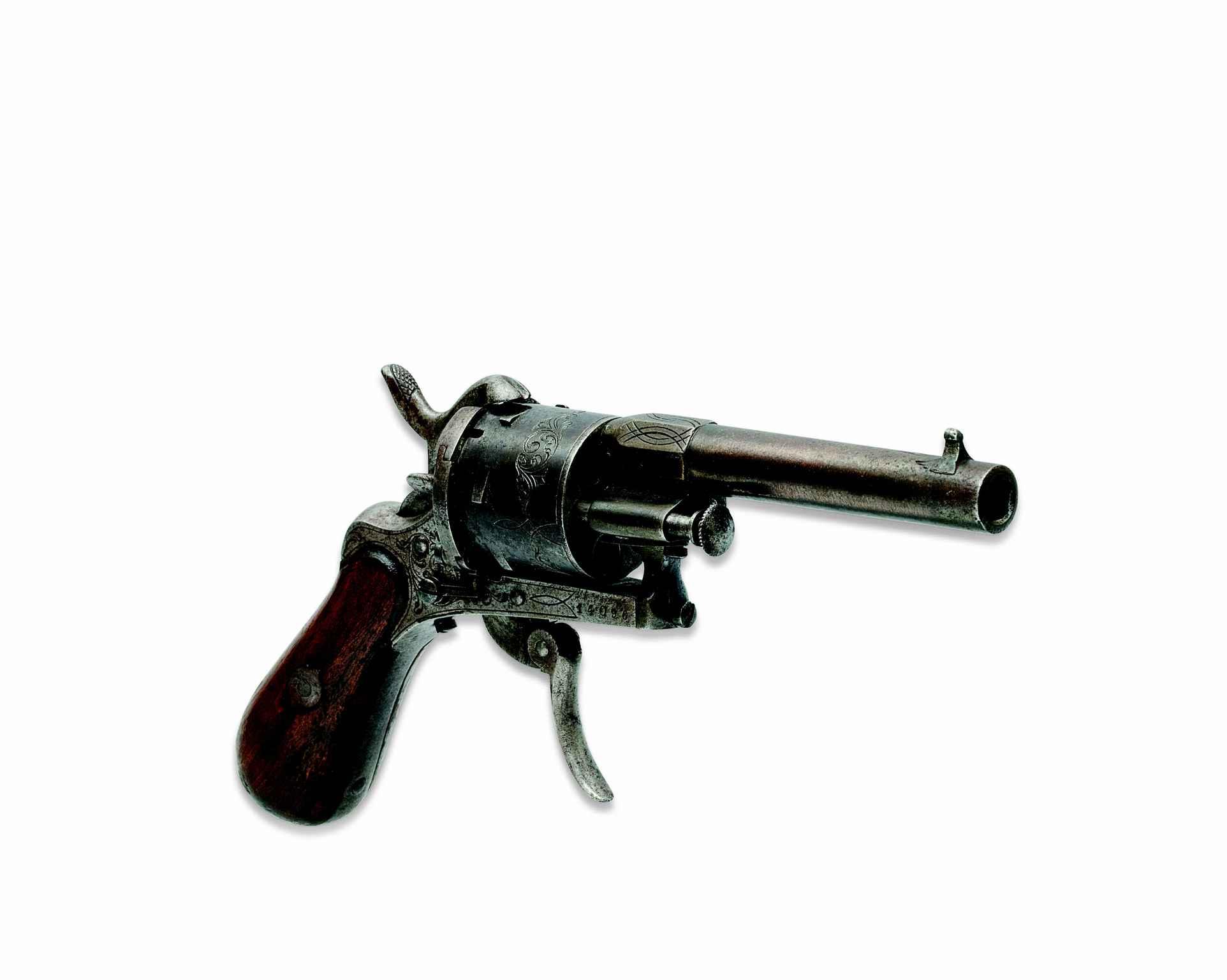 Le revolver avec lequel Verlaine blessa Rimbaud vendu 434.500 euros