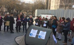 Le collectif Solidarité Réfugiés 33 réunit plusieurs associations bordelaises.