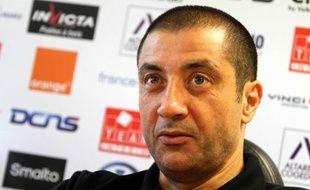 Mourad Boudjellal, président du RCToulon, est dans le collimateur de la Ligue de rugby.