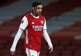 Pierre-Emerick Aubameyang traverse une saison difficile avec Arsenal.
