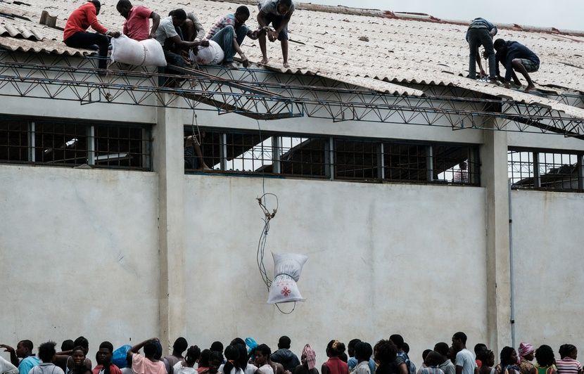VIDEO. Cyclone au Mozambique et au Zimbabwe: distribution chaotique de l'aide, «moment critique» pour les secours