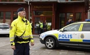 Illustration de la police suédoise